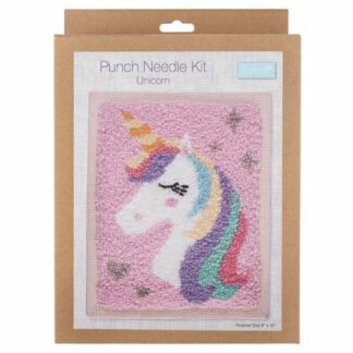 Unicorn Punch needle kit