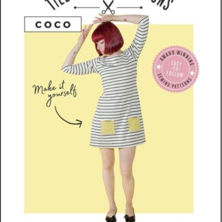 COCO top and dress tilly and the buttons
