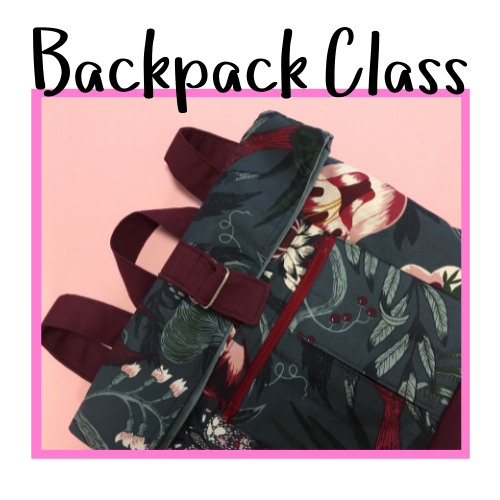 Backpack Class Icon