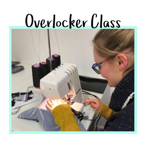 Overlocker Class Icon