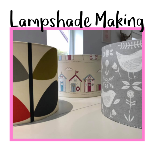 Lampshade Making Class Icon