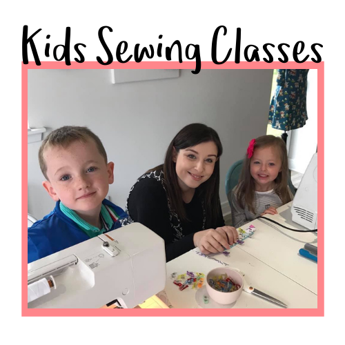 Kids Sewing Class Icon