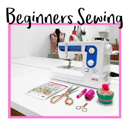 Beginners Sewing Class Icon