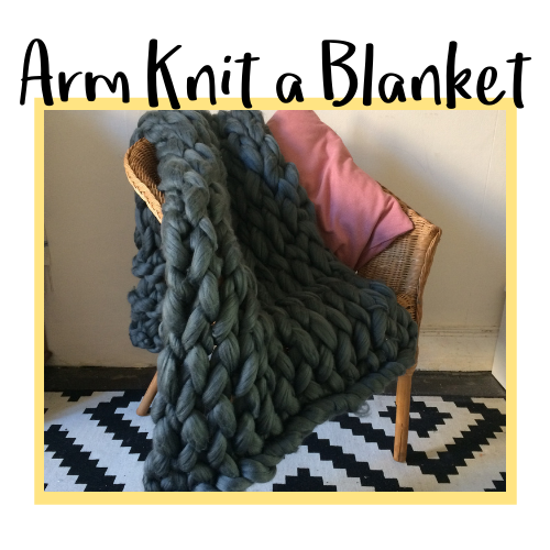 Arm Knit a Blanket Class Icon
