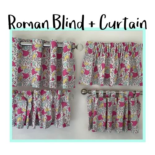 Roman Blind & Curtain Class Icon