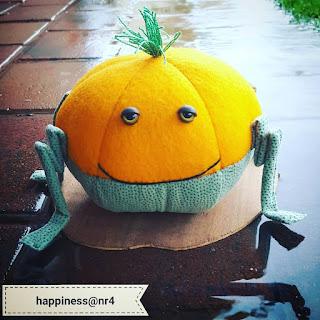 pumpkin frog prince, halloween crafts
