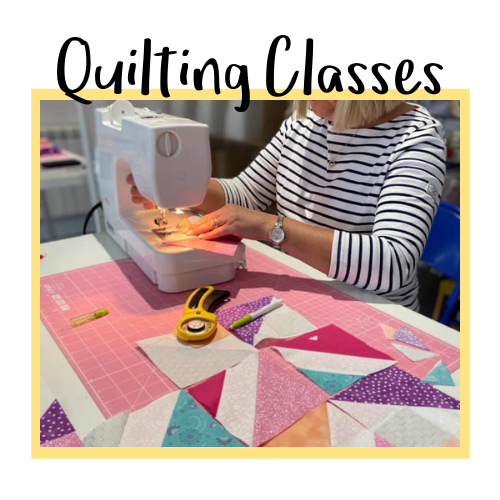 Quilting Class Icon