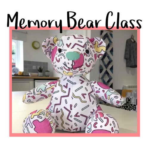 Memory Bear Class Icon